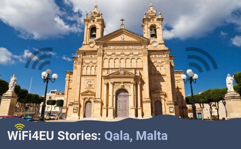 Entrevista alcalde Qala, Malta